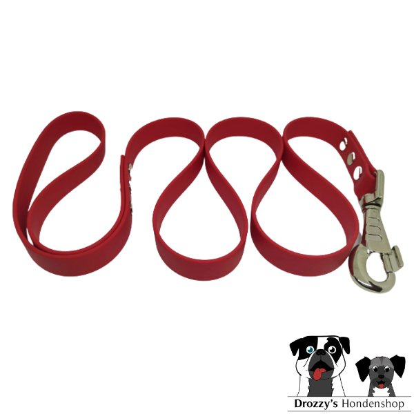 rode hondenlijn
